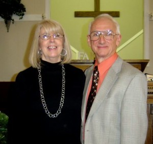 Family Baptist 2.11, Mike & Deb